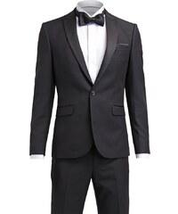 Burton Menswear London SLIM Anzug black
