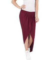 e8473c2513fb Dámska riflové sukňa URBAN CLASSICS Ladies Denim Lace Up Skirt black ...