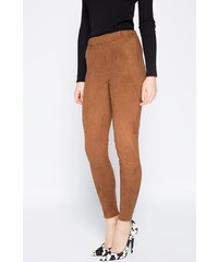 Vero Moda - Kalhoty Sonny Suede