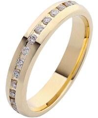 firetti Ring: Memoire mit Diamanten