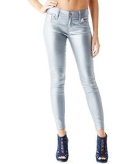 Guess Rifle Eyla Coated Skinny Jeans