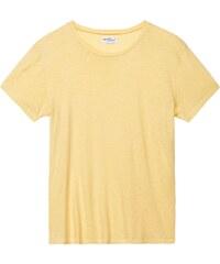GANT Rugger T-shirt Flammé - Soft Yellow