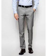 Ben Sherman - Einfarbige Anzughose - Marineblau
