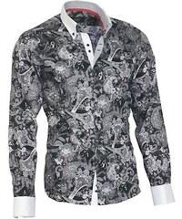 3ffd3a2e28d Binder de Luxe bavlněné pánské košile - Glami.cz