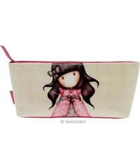 Santoro London - Pouzdro/Kosmetická taška - Gorjuss Limited Edition - Ladybird