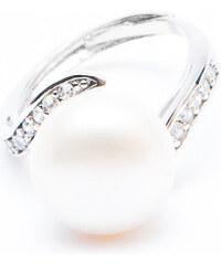 Sladkovodní perla Perlový prsten MULTA