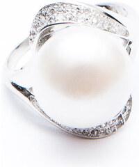 Sladkovodní perla Perlový prsten PUKI