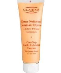 Clarins One Step Gentle Exfoliating Cleanser 125ml Peelingový přípravek Tester W Všechny typy pleti