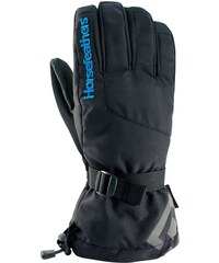 HORSEFEATHERS GRAB GLOVES (blue)
