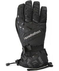 HORSEFEATHERS Horsefeathers rukavice Solo (black)