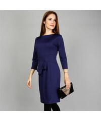 Lesara Kleid mit Falten-Detail - S