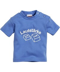 Schnizler Unisex Baby T-Shirt Mit Spruch Lautstärke