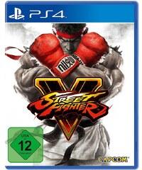 Capcom Playstation 4 - Spiel »Street Fighter V«