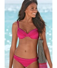 Venice Beach Bikini-Hose Ethno rot 34,36,38,40,42,44
