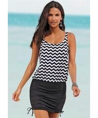 Lascana Badeanzug-Kleid schwarz 36,38,40,42,44,46