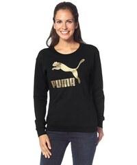 Puma Sweatshirt schwarz L (40),M (38),XL (42)