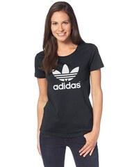 adidas Originals T-Shirt TREFOIL TEE schwarz 34,36,38,40,42,44