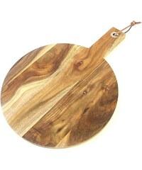 KERSTEN - Prkénko akátové dřevo přírodní 40,5x29x1,5cm (LEV-6851)