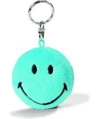 NICI - Klíčenka Smiley modrá 2D 6cm,(35868)