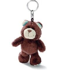 NICI - Klíčenka medvídek hnědý 10cm (38147)