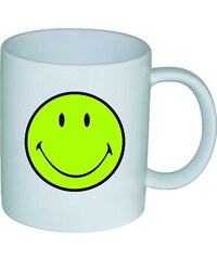 ZAK! designs - Smiley hrnek 35 cl - zelený (6662-1591)