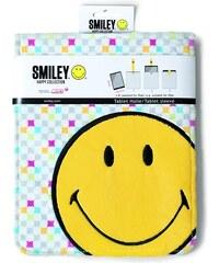 NICI - Pouzdro na iPad Smiley žlutý (38180)