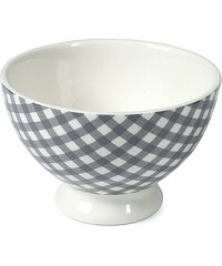 MARIEKE - Miska Saray šedá keramika, průměr 10,5 cm (50003038)