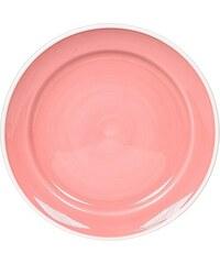 MARIEKE - Talíř růžový, keramika, průměr 26,5 cm (50001042)