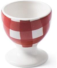 MARIEKE - Kalíšek na vajíčko Livia, červená keramika (50011001)