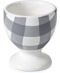 MARIEKE - Kalíšek na vajíčko Livia, šedá keramika (50011011)