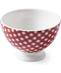 MARIEKE - Miska Sarah, červená keramika, průměr 10,5 cm (50003017)