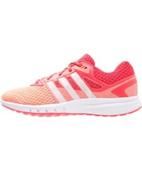 adidas Performance GALAXY 2 Laufschuh Neutral sun glow/white/shock red