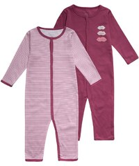 Name it 2 PACK Pyjama red violet