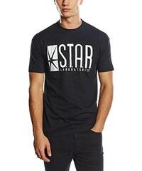Coole-Fun-T-Shirts Herren T-Shirt S.t.a.r. Laboratories