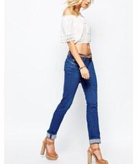 Pepe Jeans - New Brooke - Jean slim - Bleu