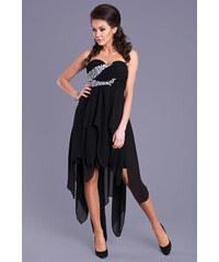 Dámské společenské šaty EVA & LOLA černé