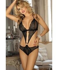 Erotické body Excellent Beauty B-207 - výprodej, černá
