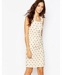 Jovonna Premier - Tahara - Verziertes Kleid - Cremeweiß