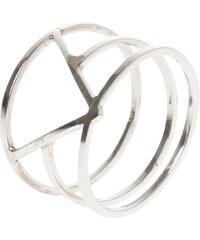 A Brend NANNE Ring silvercoloured