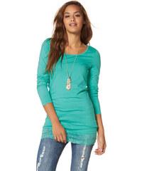 AJC Dlouhé tričko, AJC tyrkysová - Normální délka (N)