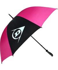 Deštník Dunlop Single černá/růžová