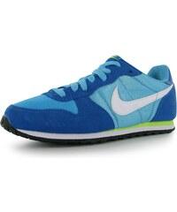 Tenisky Nike Genicco Nylon dám. modrá/bílá