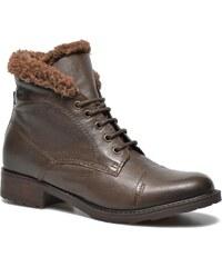 Clarks - Hayride Elm - Stiefeletten & Boots für Damen / grün