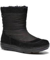 Clarks - Nelia Moon GTX - Stiefeletten & Boots für Damen / schwarz
