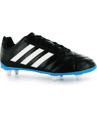 Kopačky adidas Goletto SG dět. černá/bílá