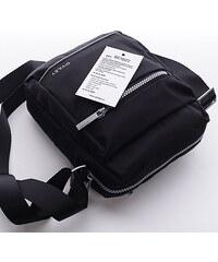Černá pánská taška přes rameno Diviley Dag