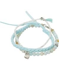A Brend SUZZY Armband blue/mint