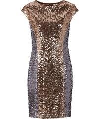 BODYFLIRT boutique Šaty s pajetkami bonprix