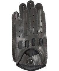 Gretchen Glove GLM15 - Cloudy Gray, Black