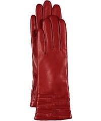 Gretchen Glove Ten - Lipstick Red